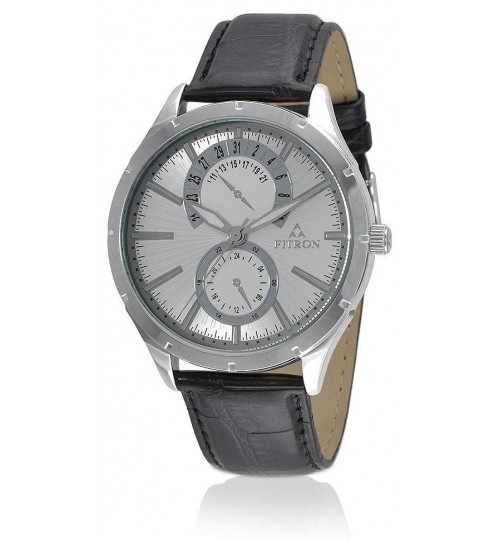 Casual Watch for Men by Fitron, Analog