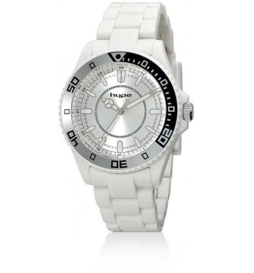 Casual Watch for Women by Hype, ALMUNIUM, 06AQ1059A-0DDD-D2C
