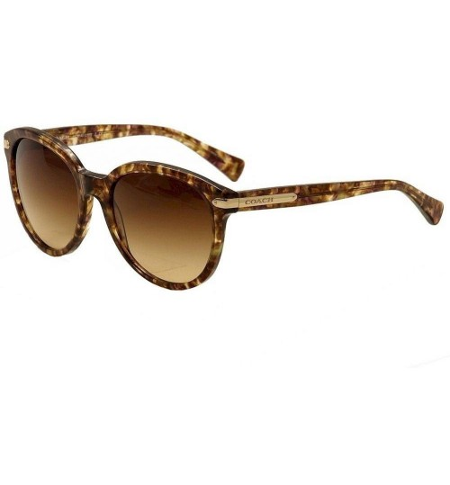 Coach Sunglasses for Women, Size 55, Brown, 8140, 55, 5287, 13