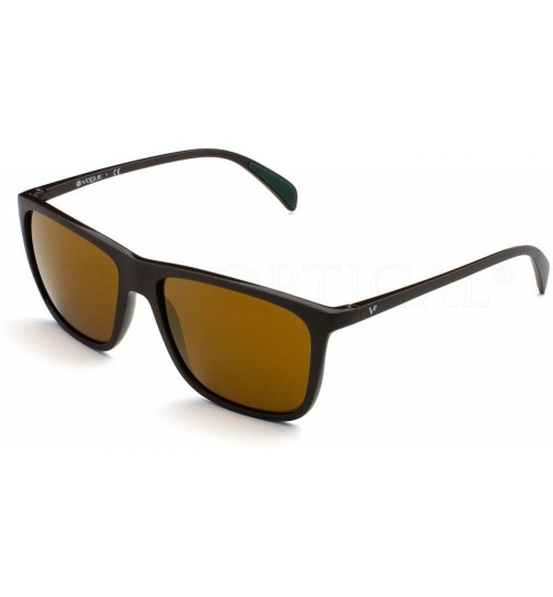 Vogue Sunglasses for Men, Size 57, Green, 2913S, 57, 2252, 6H