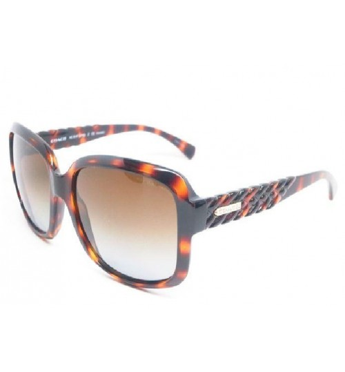 Coach Sunglasses for Women, Size 57, Brown, 8141, 57, 5120, 13