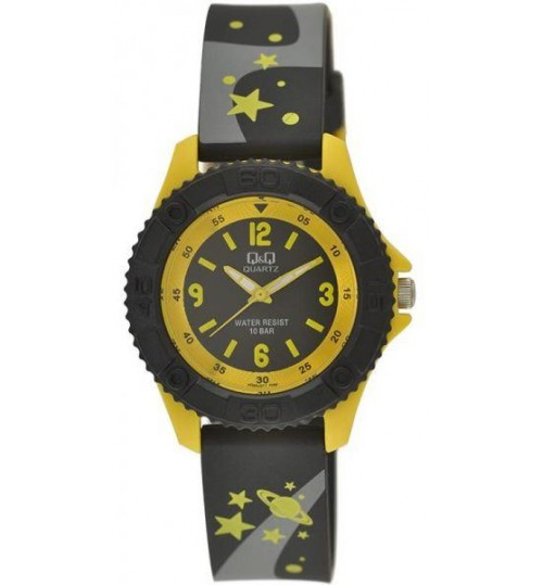 Watch for KIDS by Q&Q, Rubber, Analog, QQVQ96D017Y