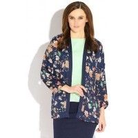 Vero Moda Shrug For Women, Blue, XL, 10151594
