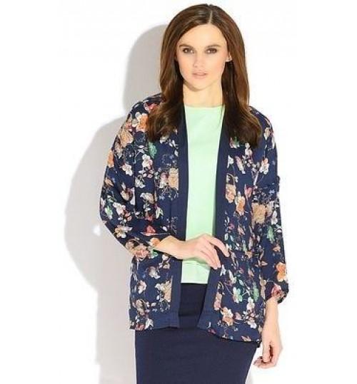 Vero Moda Shrug For Women, Blue, XL, 10151594
