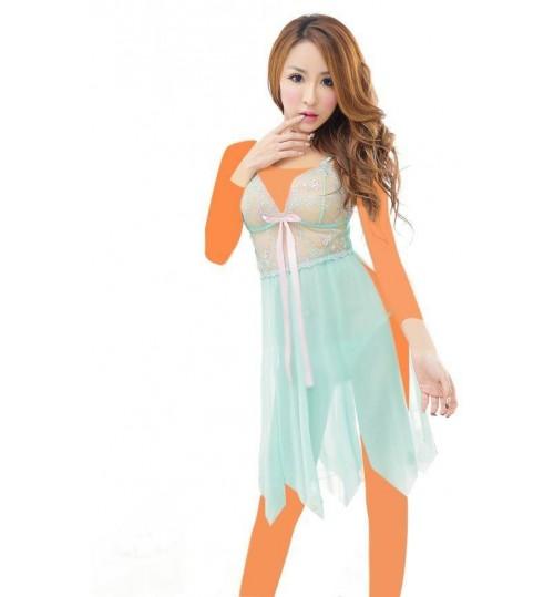 Ladies Nightwear Sleepwear,Blue,Free Size