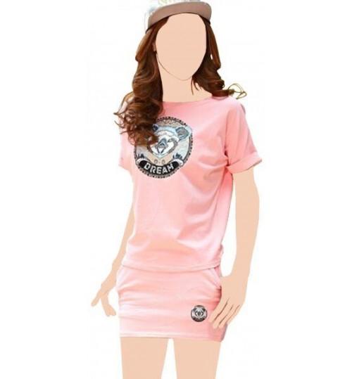 Sleepwear For Women M/L , Pink - Pajamas
