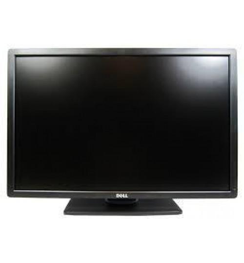 """DELL 24"""" Wide screen Monitor Black"""