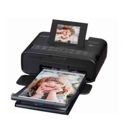 CANON Selphy CP1200 Black 300x300dpi Wifi SD & USB