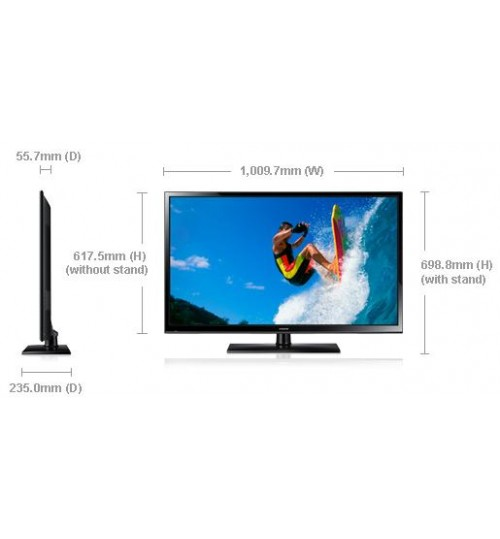 PS43F4500 43-Inch HD Ready PLASMA TV