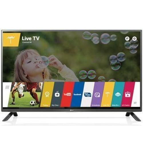 LG 55 Inch Full HD Smart 3D LED TV - 55LF650T