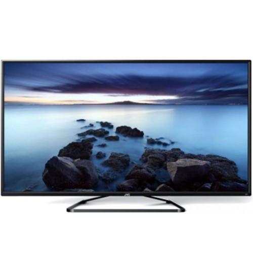 JVC 55 inch Ultra HD Smart LED TV -LT55NU42