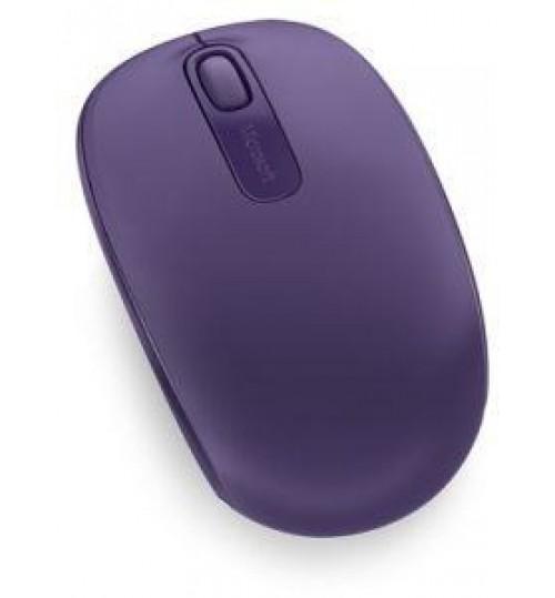 Microsoft Wireless Mobile Mouse Purple