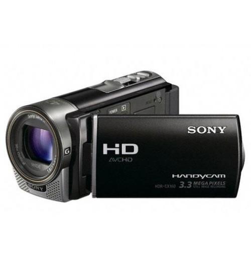16GB Flash Memory HD Camcorder HDR-CX160E
