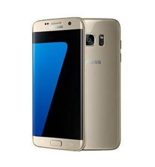 Samsung Galaxy S7 Edge,32GB, 4G LTE, Gold,Agent Guarantee