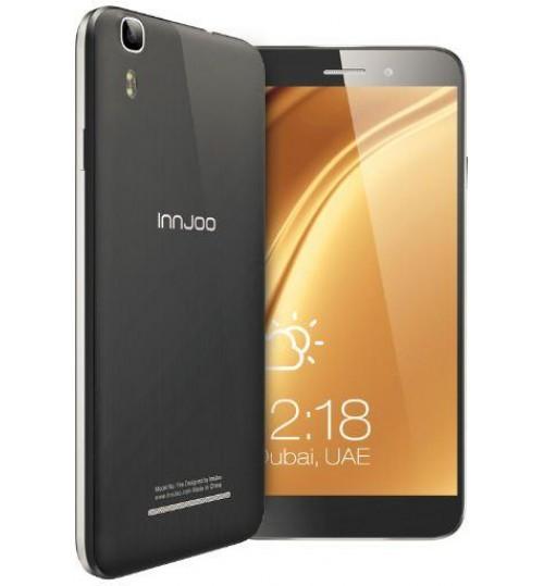 InnJoo Fire Dual Sim - 16GB, 3G, Wifi, Black