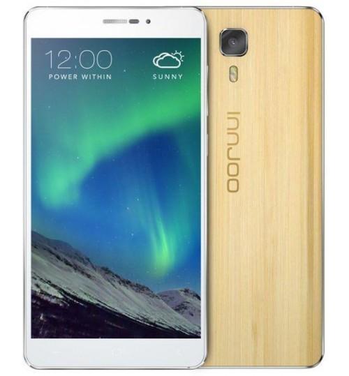 Innjoo Fire Plus Dual Sim - 16GB, 4G LTE, Bamboo