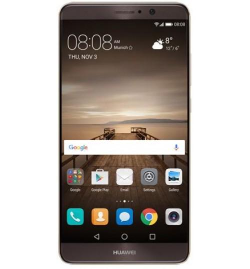 Mate9,Huawei, 64HB,4G,LTE,Dual Sim,Camera 20MP,Brown,1 Year Guarantee