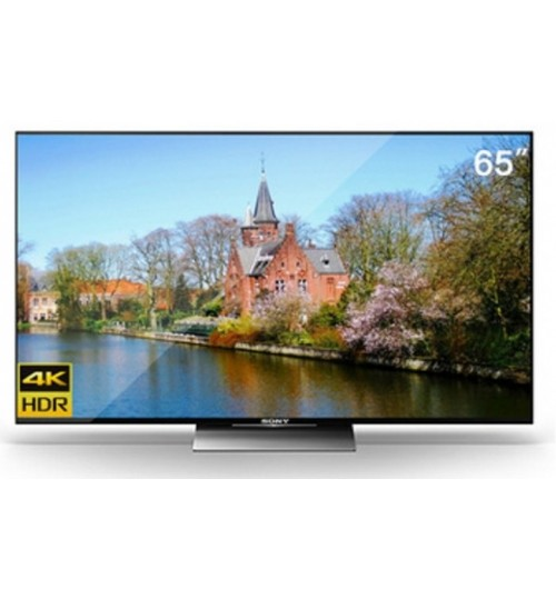 """Sony TV 65"""" , 4K HDR Android TV,KD-65X8500D,Guarantee 2 Years"""