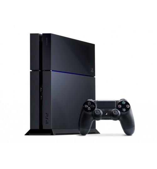 PlayStation 4 ,Sony,500 GB ,Controller ,Guarantee 2 Years from Agent Sony Saudi Arabia