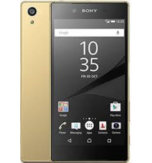 """sony xperia Z5 DUAL,5.2""""BLK,23MP,E6633-BLK,32GB,Gold,Agent Guarantee"""