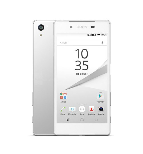 "Sony Xperia Z5 ,PREMIUM ,5.5"", 32GB, 4G/DS,Chrome, 4K,E6833-CHROME,Agent Guarantee"