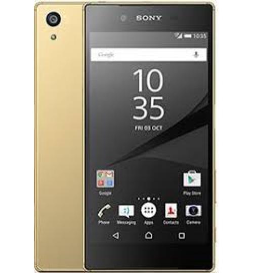 """Sony Xperia Z5 ,PREMIUM ,5.5"""", 32GB, 4G/DS,GOLD, 4K,E6833-GOLD,Agent Guarantee"""