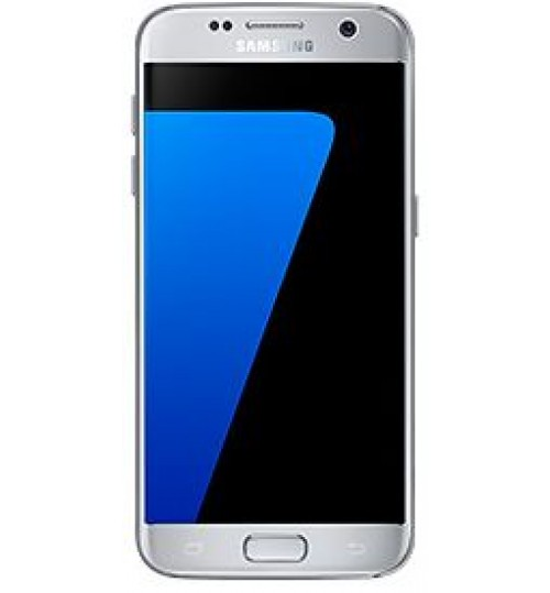 Samsung Galaxy S7 ,32GB, 4G LTE, Silever ,Guarantee 2 Years