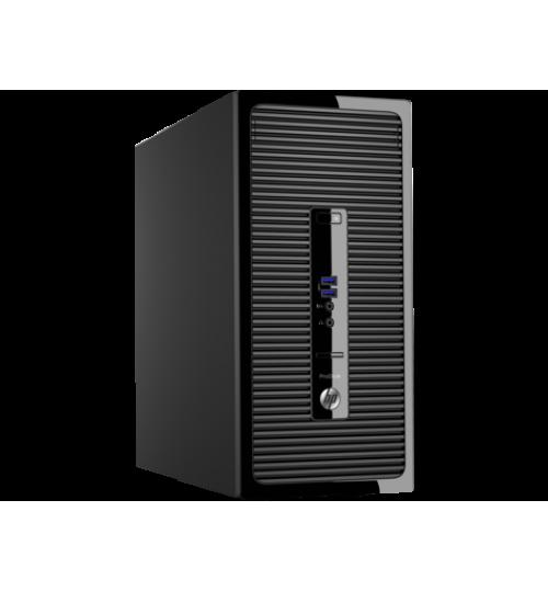 Computer Desktop Hp,400G3MT i5,HARD 500GB,RAM 4 GB,Guarantee 2 Years