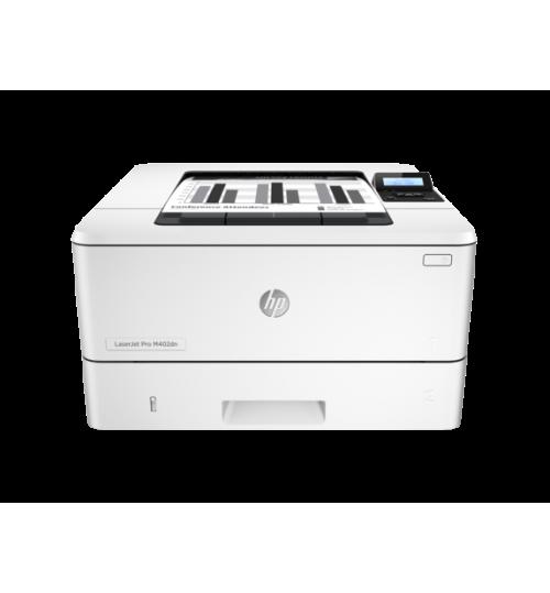 HP LaserJet Pro,HP Printer, M402n Black and White Laser Printer,SKU# C5F93A,Guarantee 2 Years