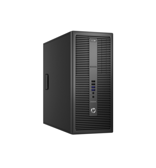 HP Computer,HP EliteDesk ,800G2 ,desktop PC, TOWER, Intel Core i7-6700, 4GB ,Hard 500GB,Guarantee 2 Years