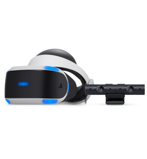 PlayStation VR Headset,Camera,Virtual Reality from Sony,CUH-ZVR1EY/CAM,Guarantee 2 Years