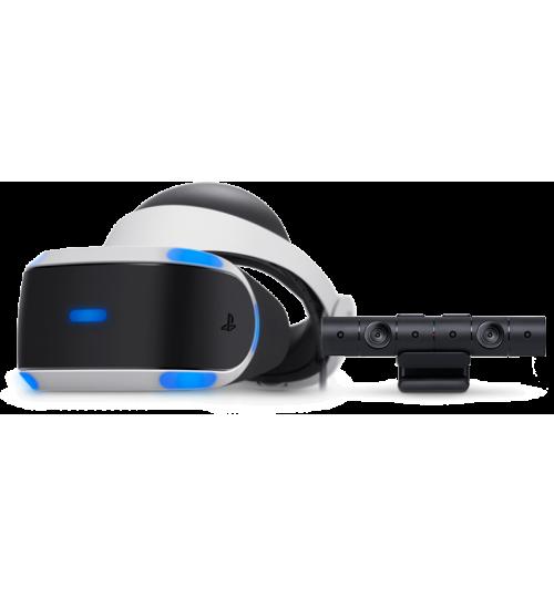 CUH-ZVR1EY/CAM,من سوني,ضمان الوكيل ولمدة عامين  نظارة الواقع الافتراضي للبلاي ستيشن مع كاميرا,,نظارة  في آر بألاصدار الحديث ,نوع