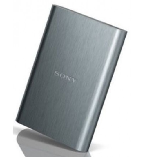 2TB Extrenal HDD silver