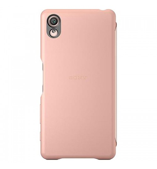 Xperia X Lime Gold touch cover,SCR50-LGOLD