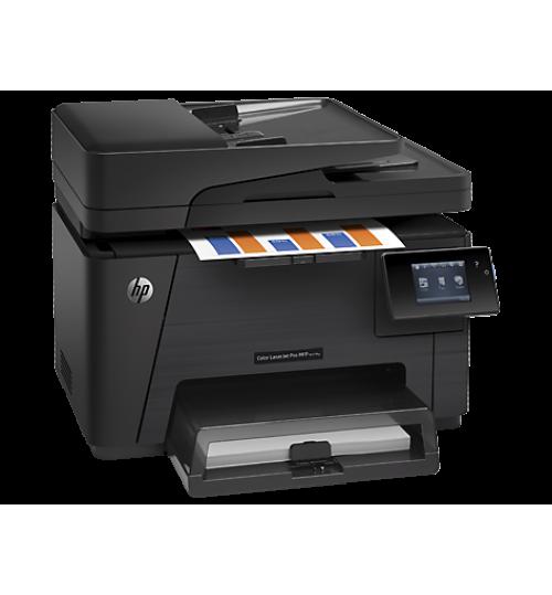 HP Laser Printer,HP Color LaserJet Pro ,MFP M177fw,Multifunction ,CZ165A,Agent Guarantee