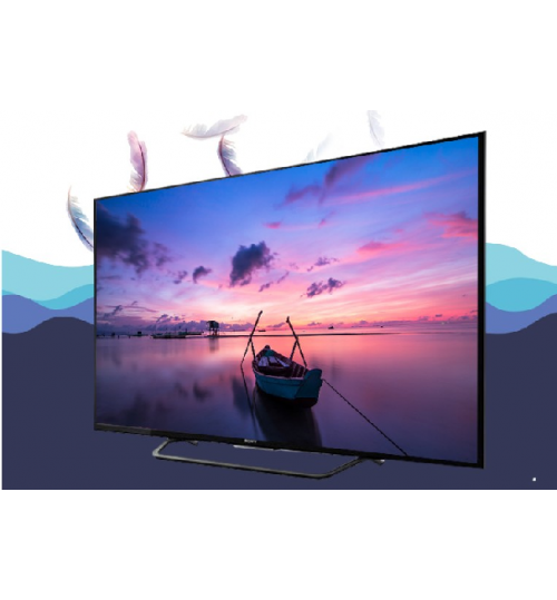 """Sony TV,49"""", 4K ,Android TV ,with X Reality Pro,KD-49X7000D,Guarantee 2 Years"""