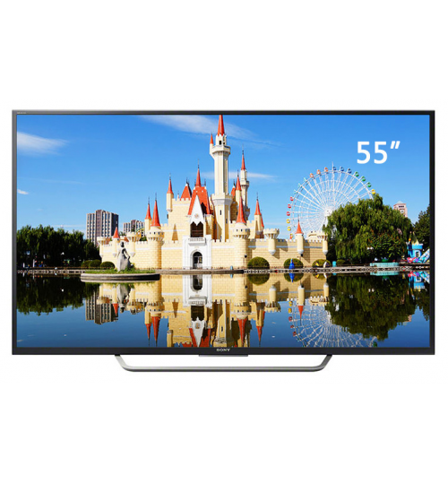 """Sony TV,55"""", 4K ,Android TV ,with X Reality Pro,KD-49X7000D,Guarantee 2 Years"""