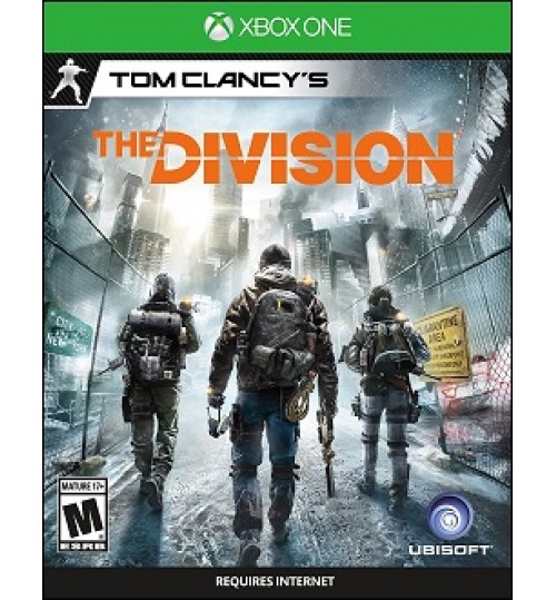 XBox Games,Tom Clancy's The Division XB1,RD-XB1-THEDIVISION