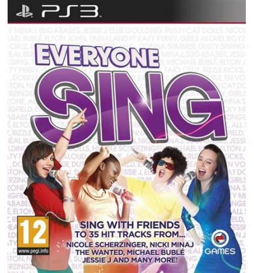 Playstaion Games,SING IT POP HITS - PS3