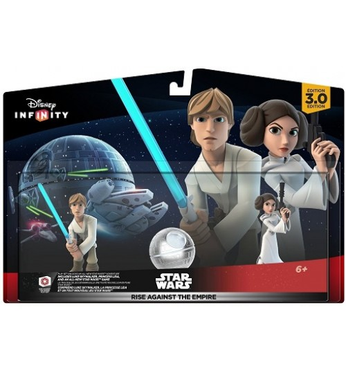 Rise against  the  Empire Playset-4876