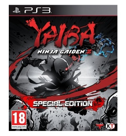 Playstation Game,Yaiba,Ninja Gaiden Z, Special Edition PS3