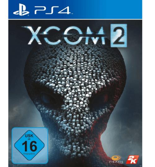 Playstation Games,XCOM 2,PS4