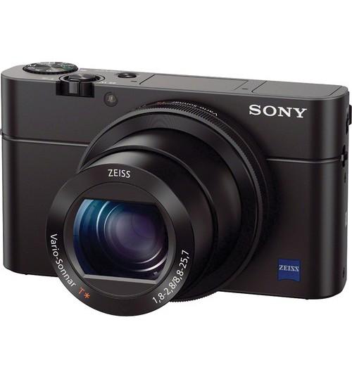 """Compact Camera,Sony,20.2 Mega Pixel ,1"""" sensor siz 3.6x Optic,RX100 III Advanced Camera,DSC-RX100M3,Agent Guarantee"""