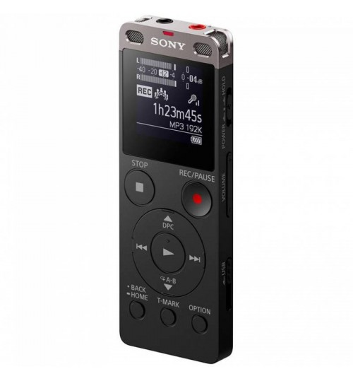 Digital Voice Recorder,Sony,Built-in USB,4GB, Black, ICD-UX560F/BC,Agent Guarantee