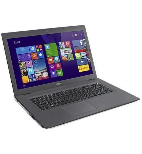 Laptop Acer,Inspiron E5-573,Intel Core i5-5200U, 15.6 Inch, 500 GB, 4 GB, Windows 10 Home, Black,Agent Guarantee