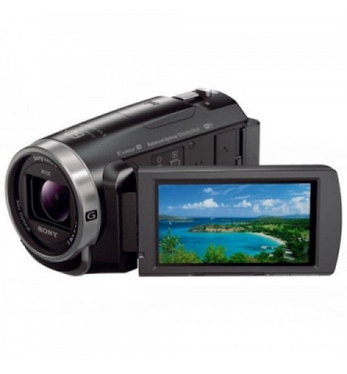 Sony Camera,Handycam Camcorder,Full HD,HDRPJ675,Built In Projector,Black ,Agent Guarantee