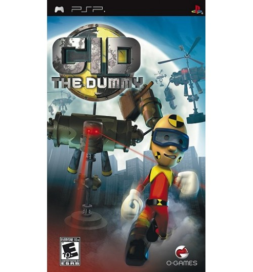 CID The Dummy Game,PC DVD,Computer Game