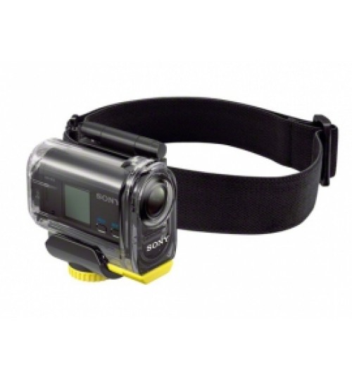 Sony Camera Action Accessories,Headband and Clip-on Kit for Waterproof,VCT-GM1,Agent Guarantee