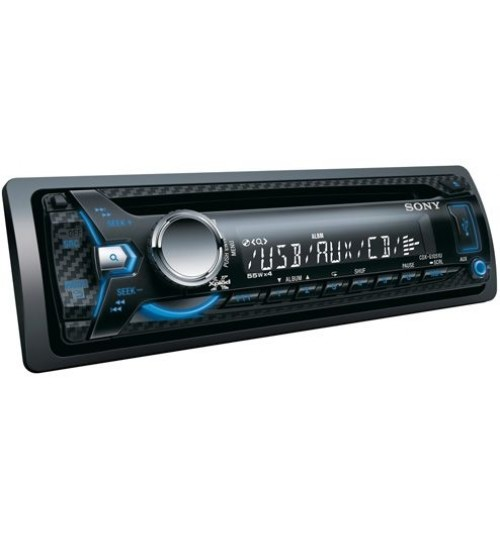 MP3 and CD Player,Sony,In Car,Usb Port,LED Light,LCD Device,CDX-G1151U,Agent Guarantee