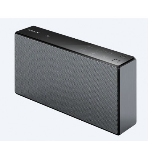 Portable Speakers,Sony,Portable Wireless Speaker,Bluetooth Mid Range X Series, Black,SRS-X55,Agent Guarantee